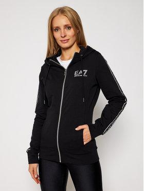 EA7 Emporio Armani EA7 Emporio Armani Sweatshirt 6HTM09 TJ9FZ 1200 Schwarz Regular Fit