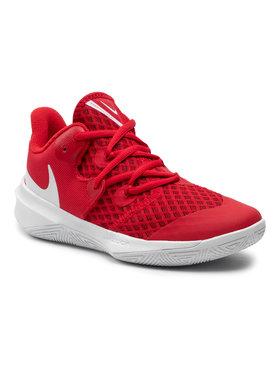 Nike Nike Boty Zoom Hyperspeed Court CI963 610 Červená