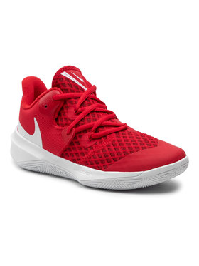 Nike Nike Обувки Zoom Hyperspeed Court CI963 610 Червен