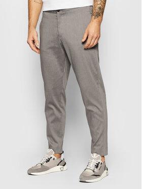 Selected Homme Selected Homme Spodnie materiałowe Dann 16079733 Szary Slim Fit