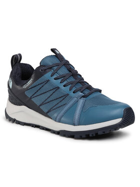 The North Face The North Face Chaussures de trekking Litewave Fastpack II Wp NF0A4PF4TB51 Bleu