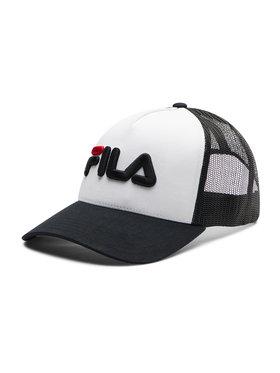 Fila Fila Czapka z daszkiem Trucker Cap Linear Logo Snap Back 686045 Czarny