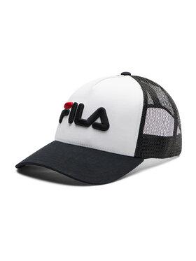 Fila Fila da uomo Trucker Cap Linear Logo Snap Back 686045 Nero