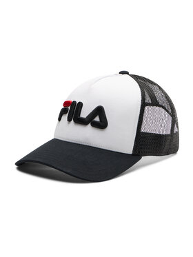 Fila Fila Шапка с козирка Trucker Cap Linear Logo Snap Back 686045 Черен