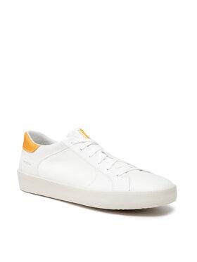 Geox Geox Sneakersy U Warley A U156HA 00085 C0119 Biela