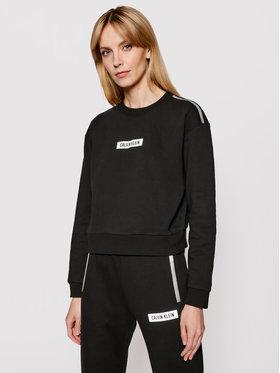 Calvin Klein Performance Calvin Klein Performance Džemperis Pw 00GWS1W302 Juoda Regular Fit