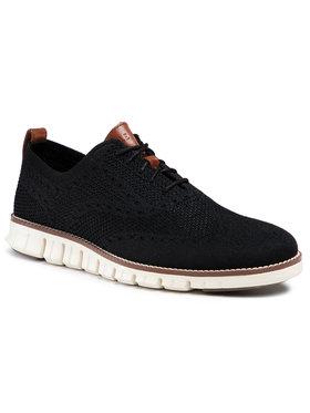 Cole Haan Cole Haan Κλειστά παπούτσια Zerogrand Stchlte Ox C24948 Μαύρο