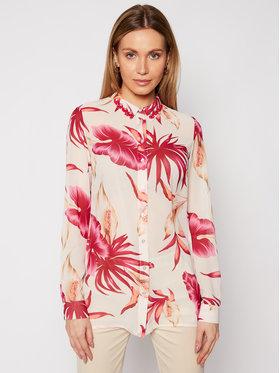 Guess Guess Koszula Clouis W1RH09 W70Q0 Kolorowy Relaxed Fit