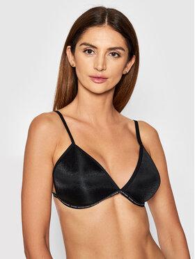 Calvin Klein Underwear Calvin Klein Underwear Biustonosz bezfiszbinowy 000QF6524E Czarny