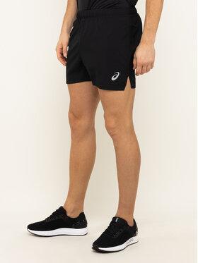 Asics Asics Спортни шорти 5In Short 2011A017 Черен Regular Fit