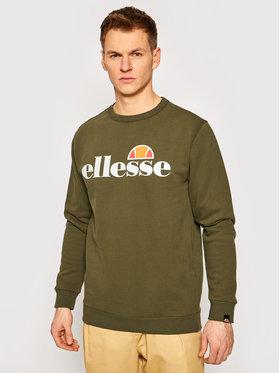 Ellesse Ellesse Bluza Sl Succiso SHC07930 Zielony Regular Fit