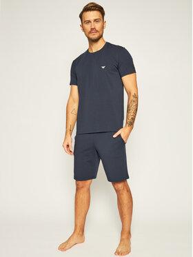 Emporio Armani Underwear Emporio Armani Underwear Pižama 111573 0A720 00135 Tamsiai mėlyna