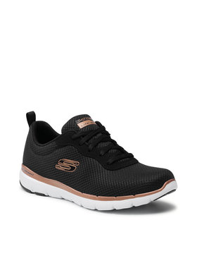 Skechers Skechers Взуття First Insight 13070W/BKRG Чорний