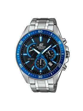 Casio Casio Часовник EFR-552D-1A2VUEF Сребрист