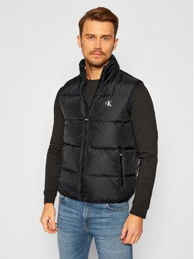 Calvin Klein Jeans Calvin Klein Jeans Gilet J30J315673 Nero Regular Fit
