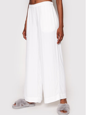 Calvin Klein Underwear Calvin Klein Underwear Spodnie piżamowe 000QS6650E Biały