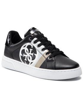 Guess Guess Sneakersy Reata FL5RTA ELE12 Čierna