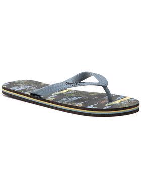 Pepe Jeans Pepe Jeans Flip-flops Swimming Palm PMS70036 Szürke