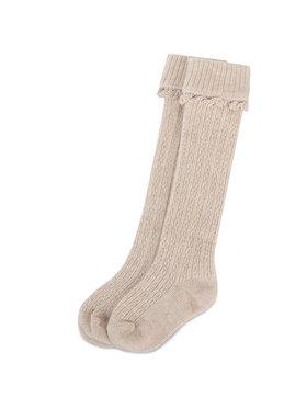 Mayoral Mayoral Κάλτσες Ψηλές Παιδικές 10679 Μπεζ