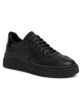 Geox Geox Sneakersy D Licena B D04HSB 08502 C9999 Čierna