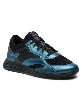 Boss Boss Sneakersy Titanum Runn 50455551 10236368 01 Černá