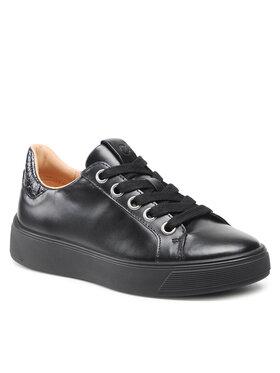 ECCO ECCO Sneakersy Street Tray W 29122351052 Czarny