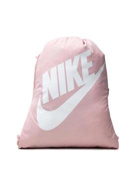 Nike Nike Σακίδιο πλάτης πουγκί DC4245-630 Ροζ