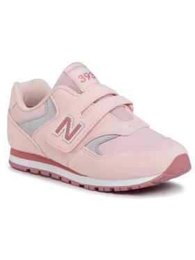 New Balance New Balance Sneakersy YV393CPK Růžová