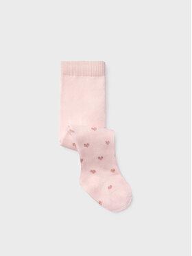 Mayoral Mayoral Vysoké dětské ponožky 9416 Růžová