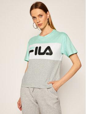 Fila Fila Marškinėliai Allison 682125 Spalvota Regular Fit