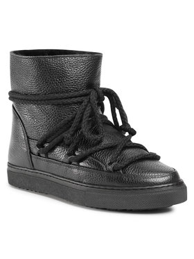 Inuikii Inuikii Boty Sneaker Full Leather 50202-089 Černá