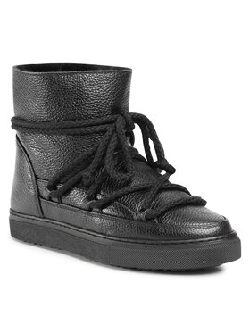 Inuikii Inuikii Scarpe Sneaker Full Leather 50202-089 Nero