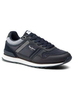 Pepe Jeans Pepe Jeans Laisvalaikio batai Cross 4 Classic PMS30670 Tamsiai mėlyna