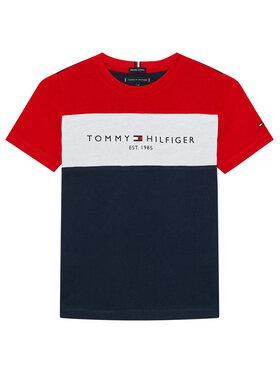 Tommy Hilfiger Tommy Hilfiger Tricou Essential KB0KB06534 M Bleumarin Regular Fit