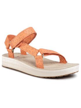 Teva Teva Sandales Midform Universal Star 1110763 Orange