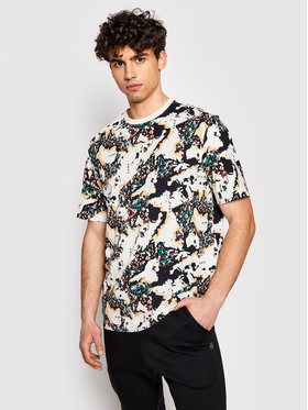 Puma Puma T-Shirt RE.GEN Aop 530251 Barevná Loose Fit