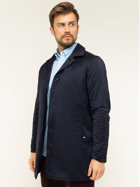 Tommy Hilfiger Tailored Tommy Hilfiger Tailored Žieminis paltas Carcoat TT0TT06416 Regular Fit