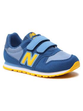 New Balance New Balance Sneakersy YV500TPL Niebieski
