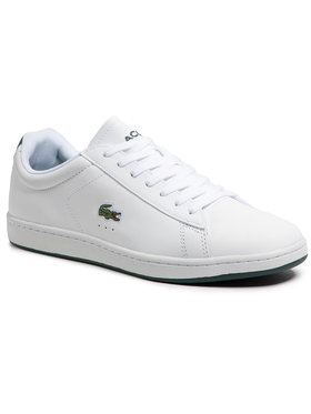 Lacoste Lacoste Sneakersy Carnaby Evo 0721 2 Sma 7-41SMA00031R5 Biela