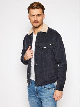 Pepe Jeans Pepe Jeans Farmer kabát Pinner Dlx PM401281 Sötétkék Regular Fit