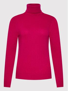 United Colors Of Benetton United Colors Of Benetton Гольф 1002D2348 Рожевий Regular Fit