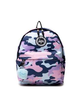 HYPE HYPE Plecak Backpack Evie Camo BTS19018 Fioletowy