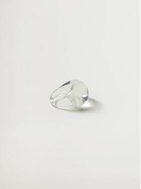 Mango Mango Gyűrű Reina 87025680 Fehér