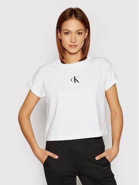 Calvin Klein Jeans Calvin Klein Jeans T-shirt J20J216353 Bianco Regular Fit