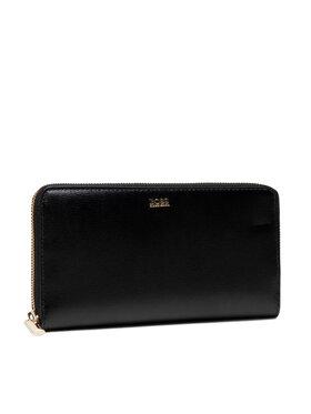 Boss Boss Veľká dámska peňaženka Nathalie Ziparound-N 50441921 10228295 01 Čierna