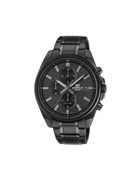 Casio Casio Ρολόι Edifice EFV-610DC-1AVUEF Μαύρο