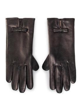 Gino Rossi Gino Rossi Dámske rukavice AR0194-000-OG00-9900-T Čierna