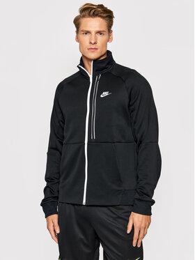 Nike Nike Bluză Nsw Heritage Tribute DA0003 Negru Regular Fit