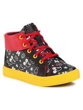 Clarks Clarks Sneakers City Mouse T 261518607 Negru
