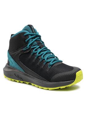 Columbia Columbia Chaussures de trekking Trailstorm Mid Waterproof BL0155 Noir